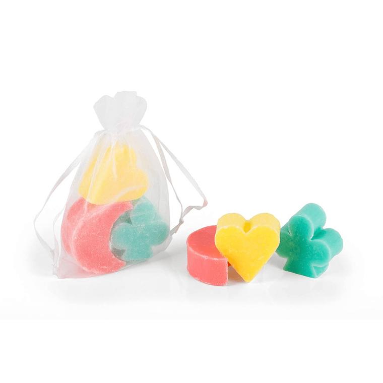 Miniaturas Sabonete Aromático